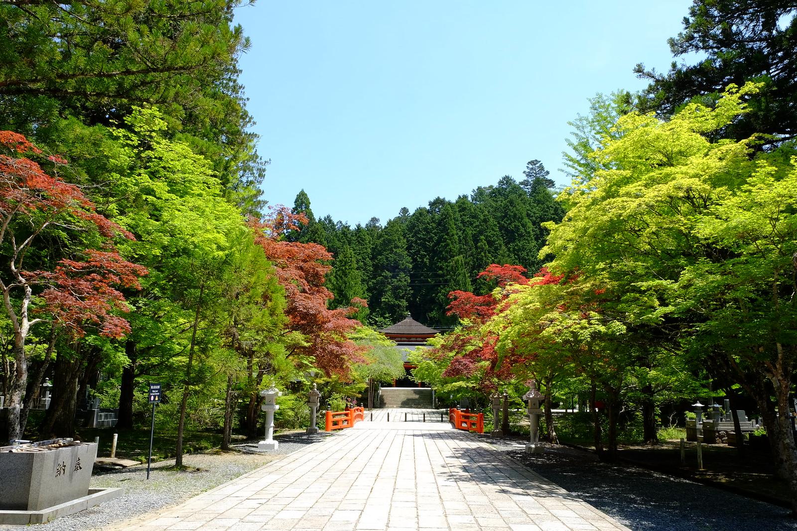 【高野山】3: 奧之院散策 – maptabi
