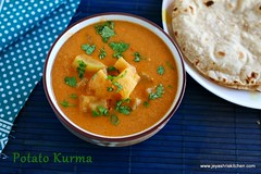 Potato-kurma