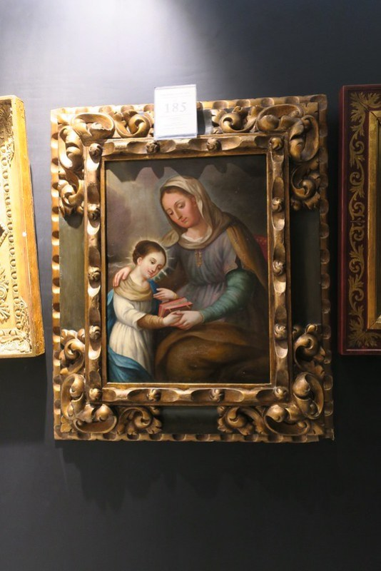 Niña Maria and St. Anne