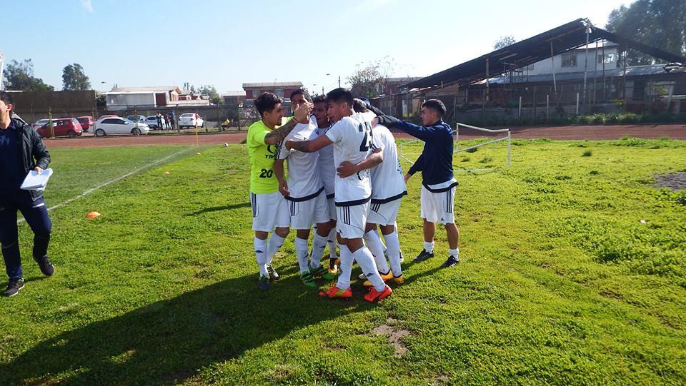 Gasparín 1-3 Deportes Recoleta