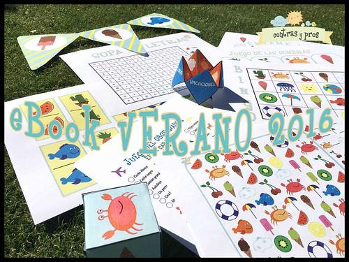 eBook juegos para niños Verano 2016