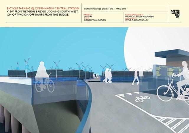 17070936106 8ba368ee58 z - 7550 New Bike Parking Spots at Copenhagen Central Station