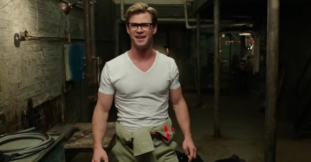 Ghostbusters-2016-Chris Hemsworth