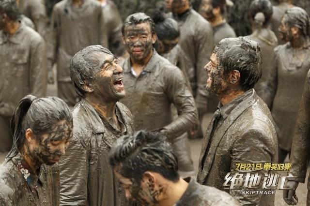 Skiptrace Mud Festival