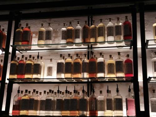 Macera Taller Bar, Chueca. Madrid