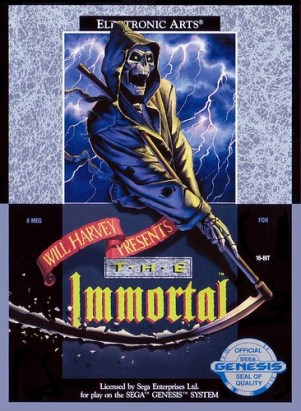 difficult genesis games the immortal