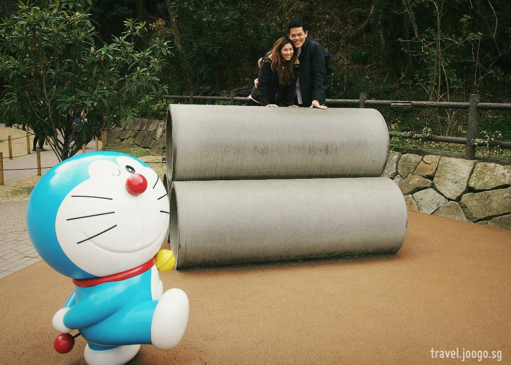 Fujiko Fujio Doraemon 6 - travel.joogo.sg