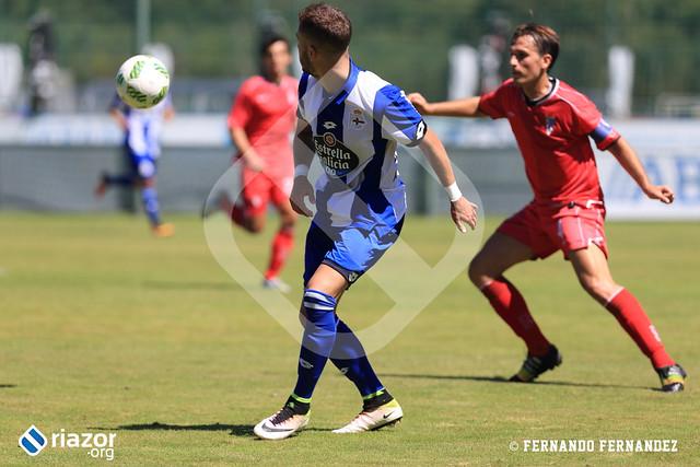 Tercera División 16/17. Fabril - Compostela
