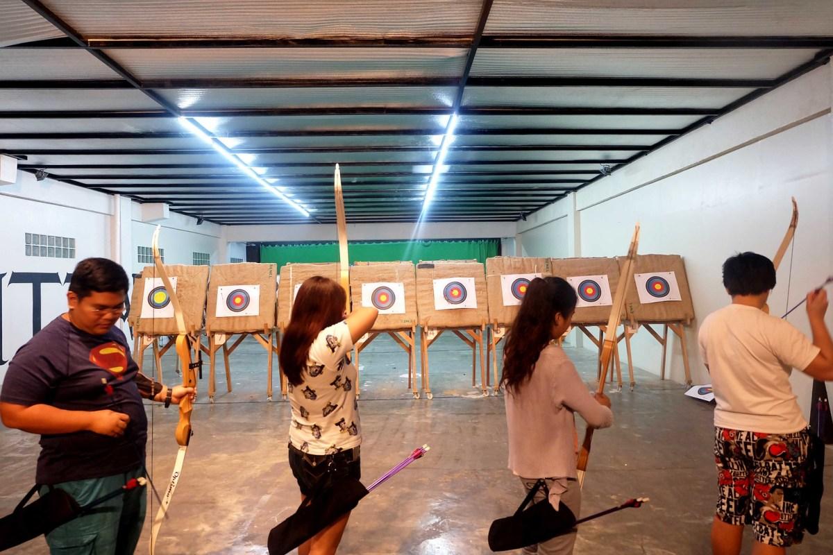 Archery SAggitarium