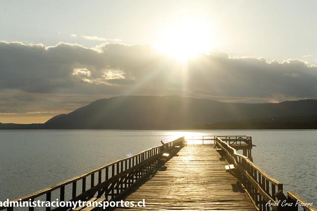 Lago Huillinco - Chiloé