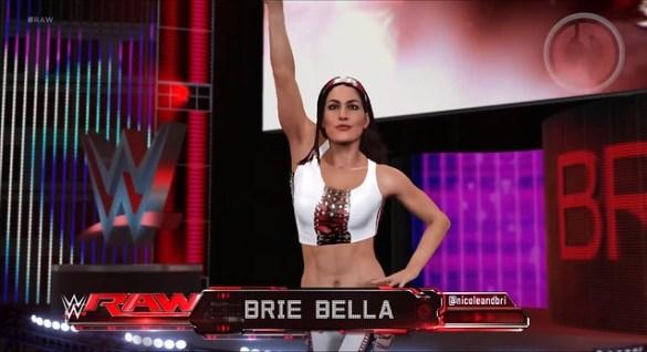WWE 2K17 - Brie Bella