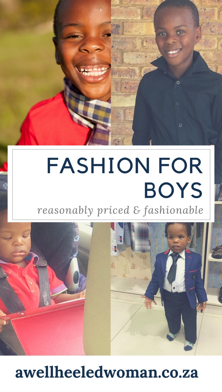 Are you trying to find reasonable priced fashion for boys? We show you which you what retailers stock really nice items for little boys and also where you can find inspiration on how to dress your boys well.