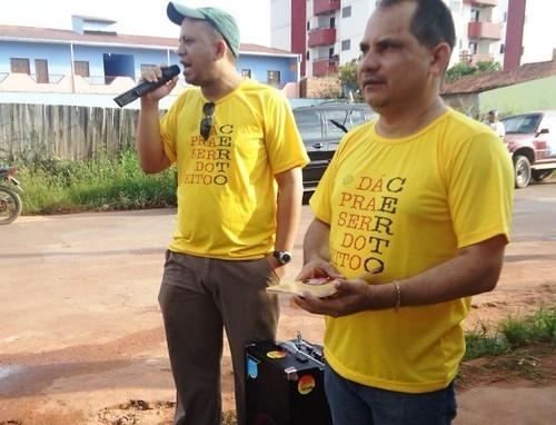 Plenária do PSOL aprova aliança com PCdoB e Rede para Prefeitura de Santarém, Márcio Pinto, do PSOL