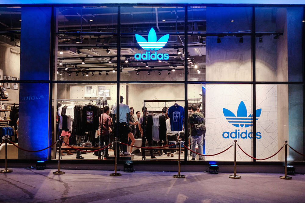 Adidas Neighborhood Now In Manila