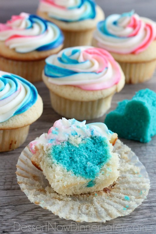 18 Gender Reveal Ideas Using Food Life With My Littles