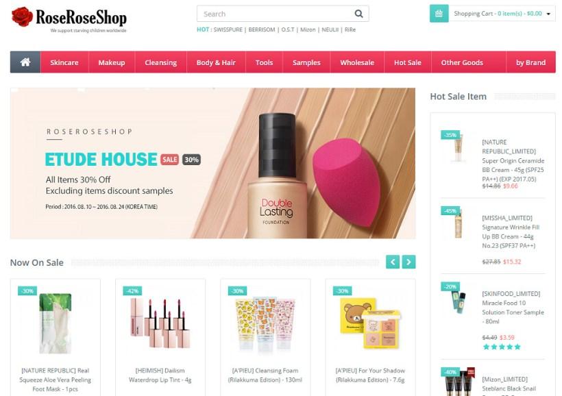 RoseRoseShop