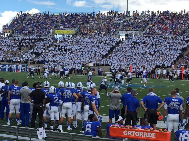 Air Force v. Navy Game