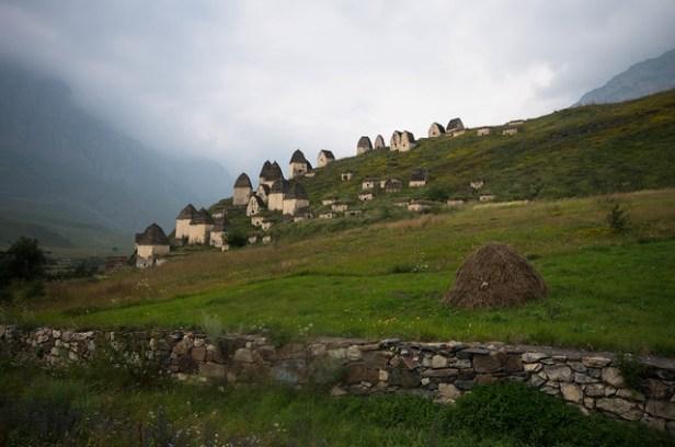 Город Мертвых, Даргавс