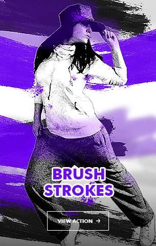 Ink Spray Photoshop Action V.1 - 38