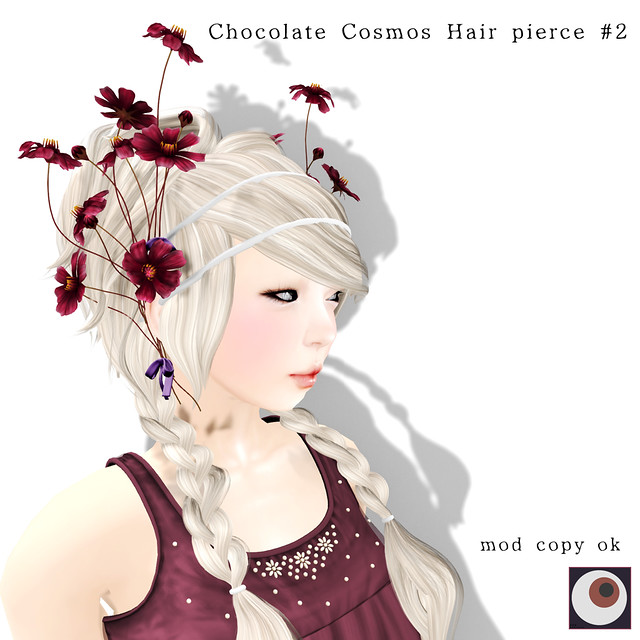 *NAMINOKE*Chocolate Cosmos