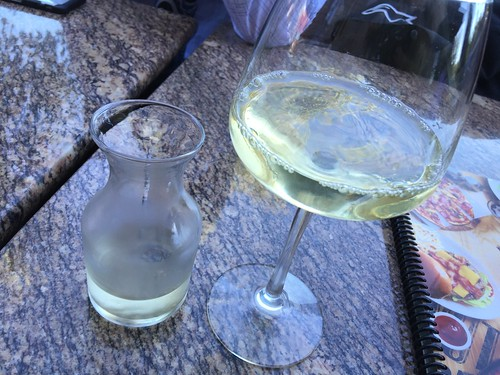 pinot grigio just for me