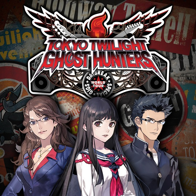 Tokyo Twilight Ghost Hunters Daybreak Special Gigs