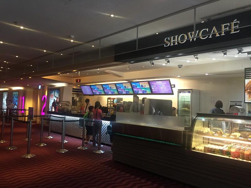 嚐美食看電影一次到位『秀咖啡 SHOWCAFE』*『愛評體驗團』1 @ shania blog :: 痞客邦