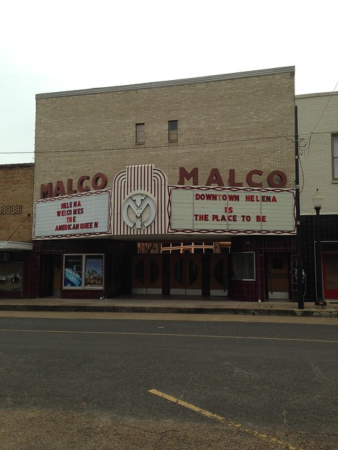 Malco Theater, Helena AR