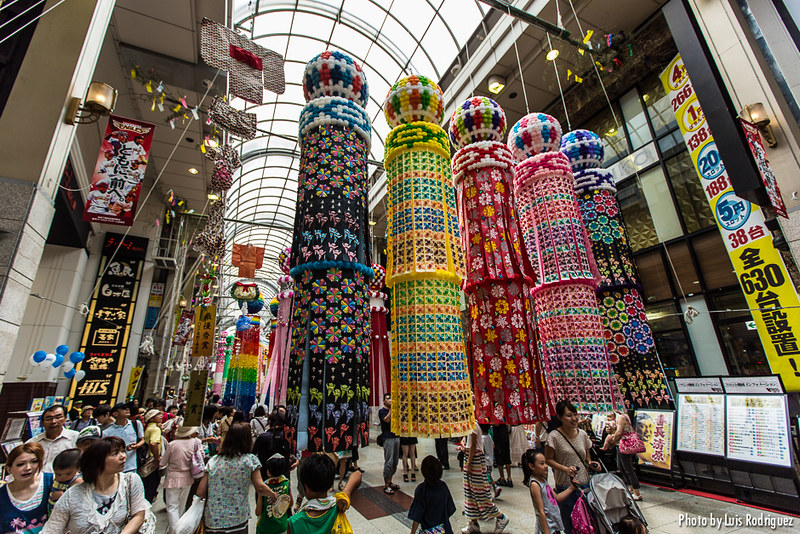 Sendai Tanabata Matsuri-16