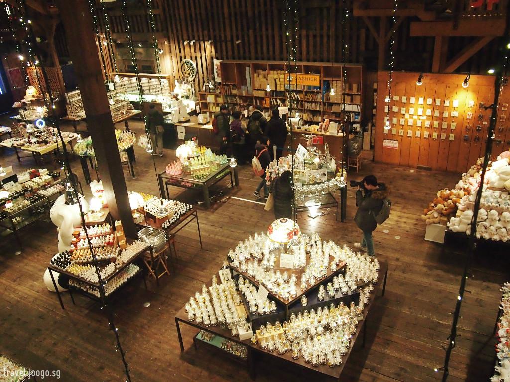 Sakaimachi Otaru Music Box Museum 2 - travel.joogo.sg