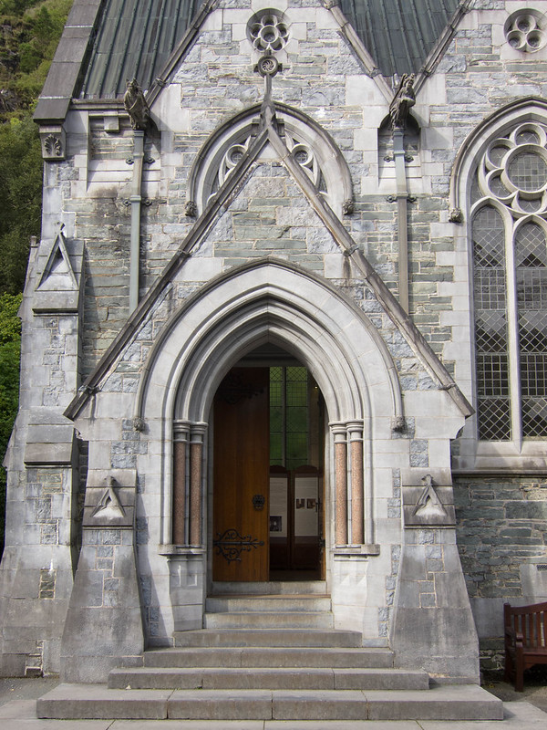 Chapel at Kylemore Abbey