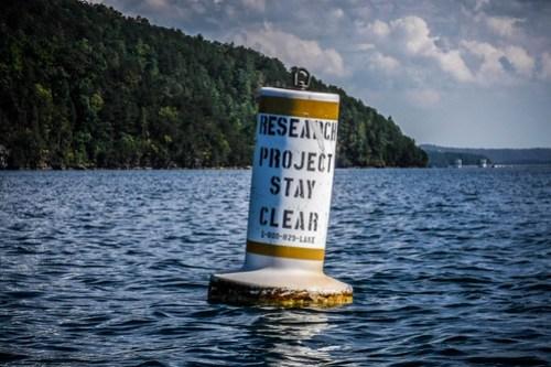 Lake Jocassee with Bennie Waddell-89