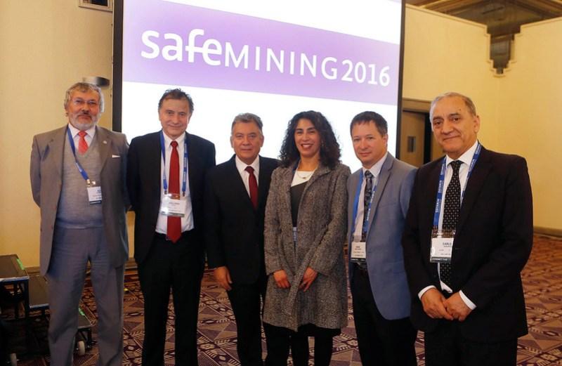 Comité ejecutivo de Safemining