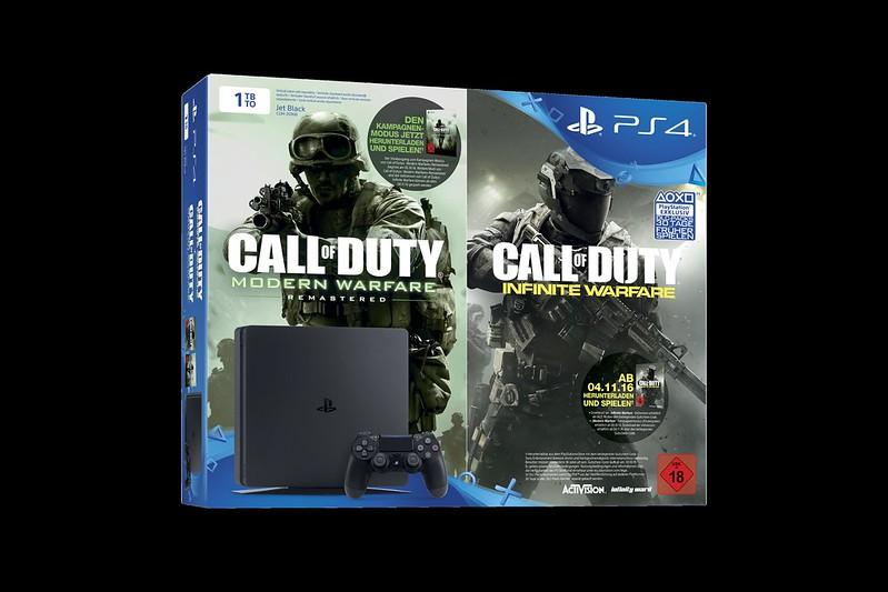 PS4 Bundle Early Access CoD: Infinite Warfare