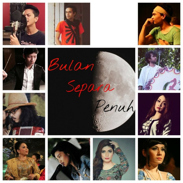 Bulan Separa Penuh is the winning pitch by CubeArt Stage & Performance