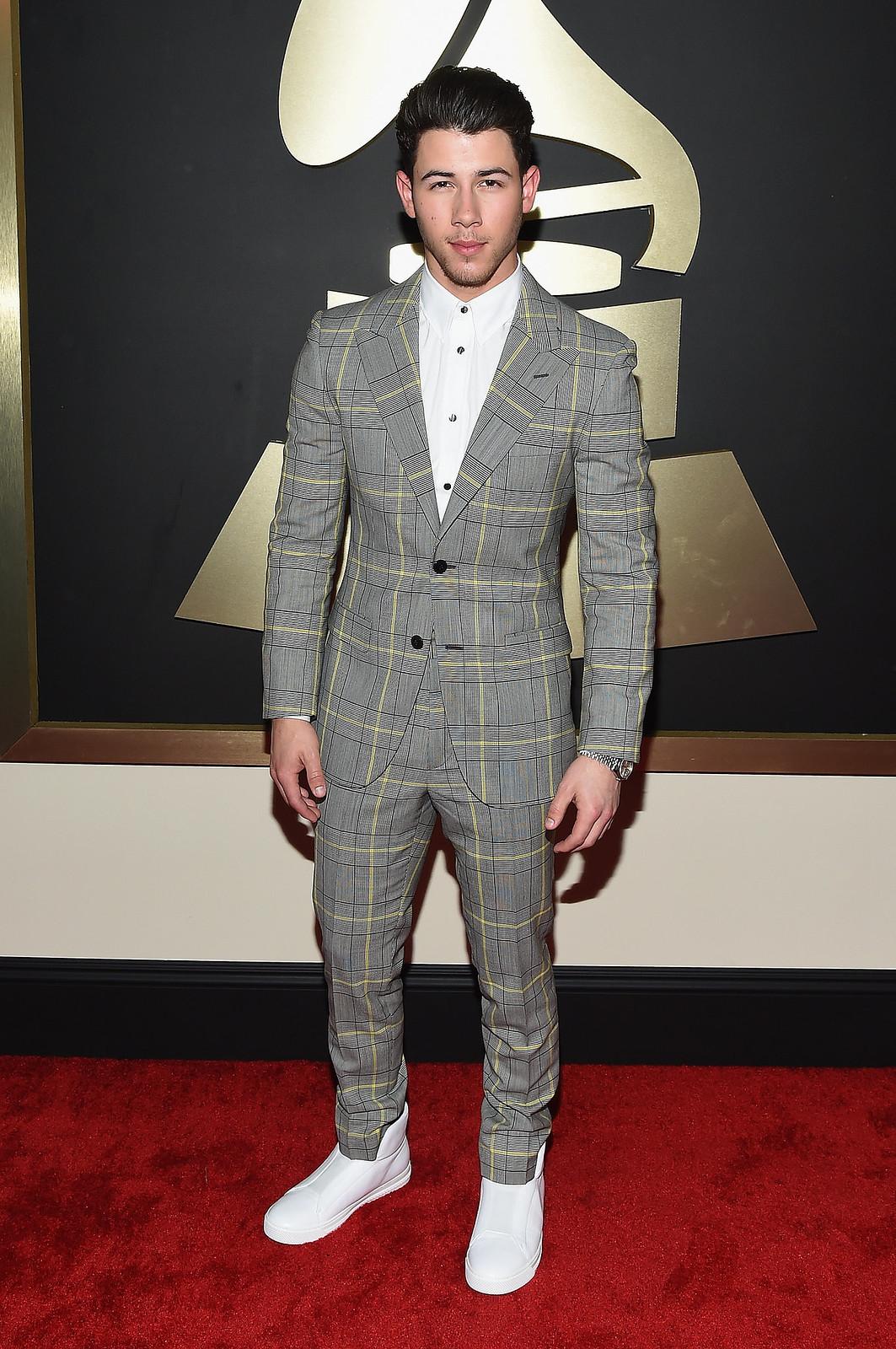 #Saystyle Nick Jonas