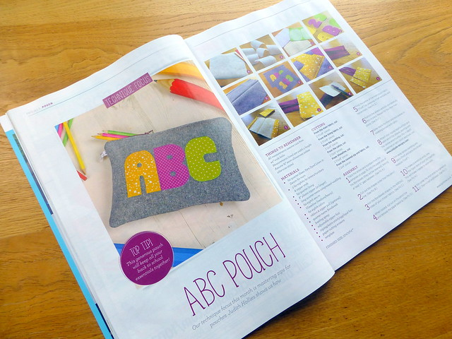 ABC Pouch for Quilt Now (Aug16)
