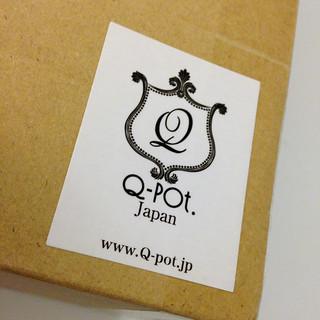 Q-Pot Arrival