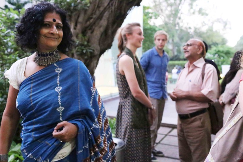 City News - The Magnificent and Much-Loved 'Tribal Tree' of Alliance Française is No More, Lodhi Estate