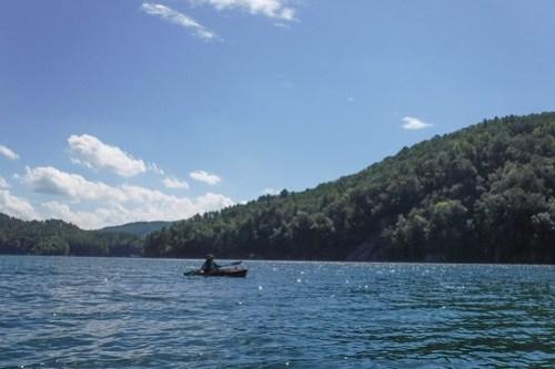 Lake Jocassee with Bennie Waddell-74
