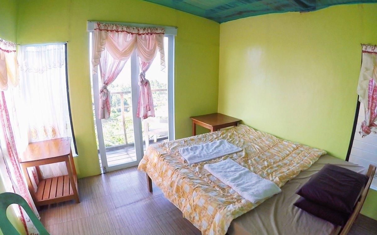 Room at Mt. Apo Highland Resort