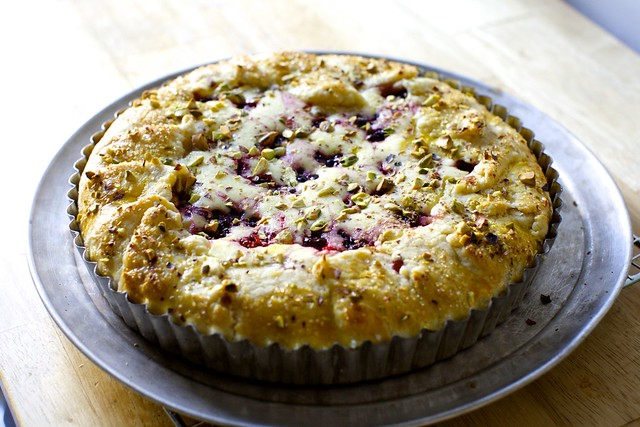 blackberry cheesecake galette_3842