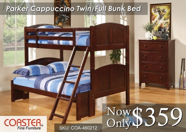 Parker Cappuccino twin-full