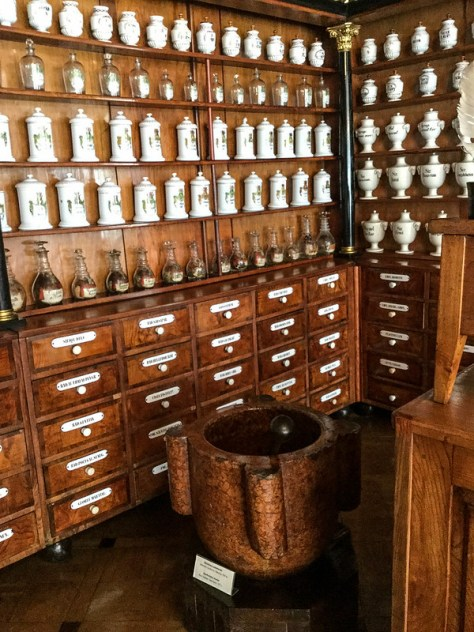 Museum of Pharmacy, Krakow