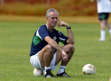 Image result for mick mccarthy ireland