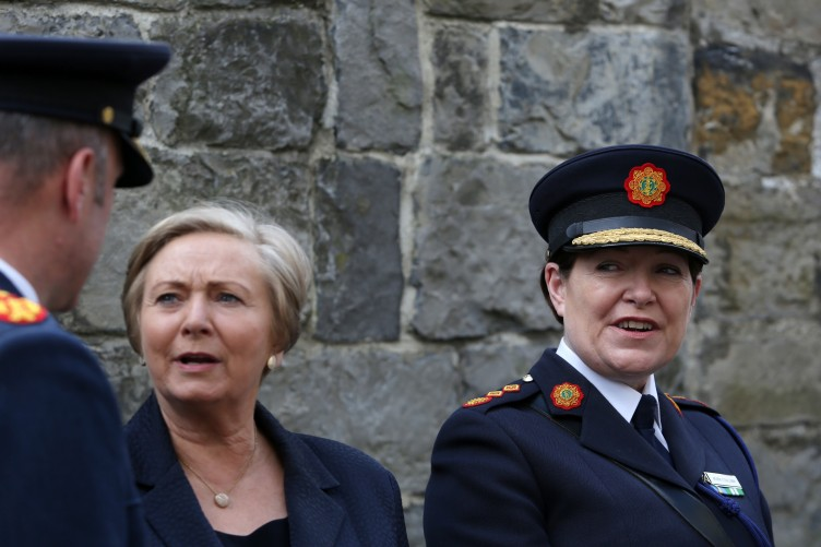 Image result for Armed units will not change the Garda image, says Nóirín O'Sullivan