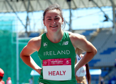 Image result for phil healy celebrates