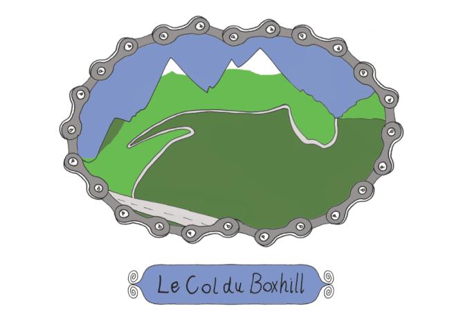 Le Col Du Boxhill