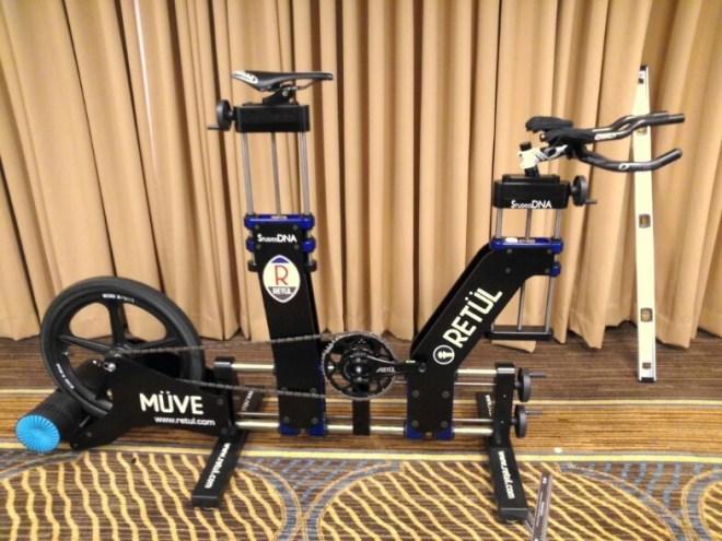 TT Bike Fit Setup