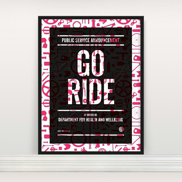 Public Service Appointment: Go Ride!